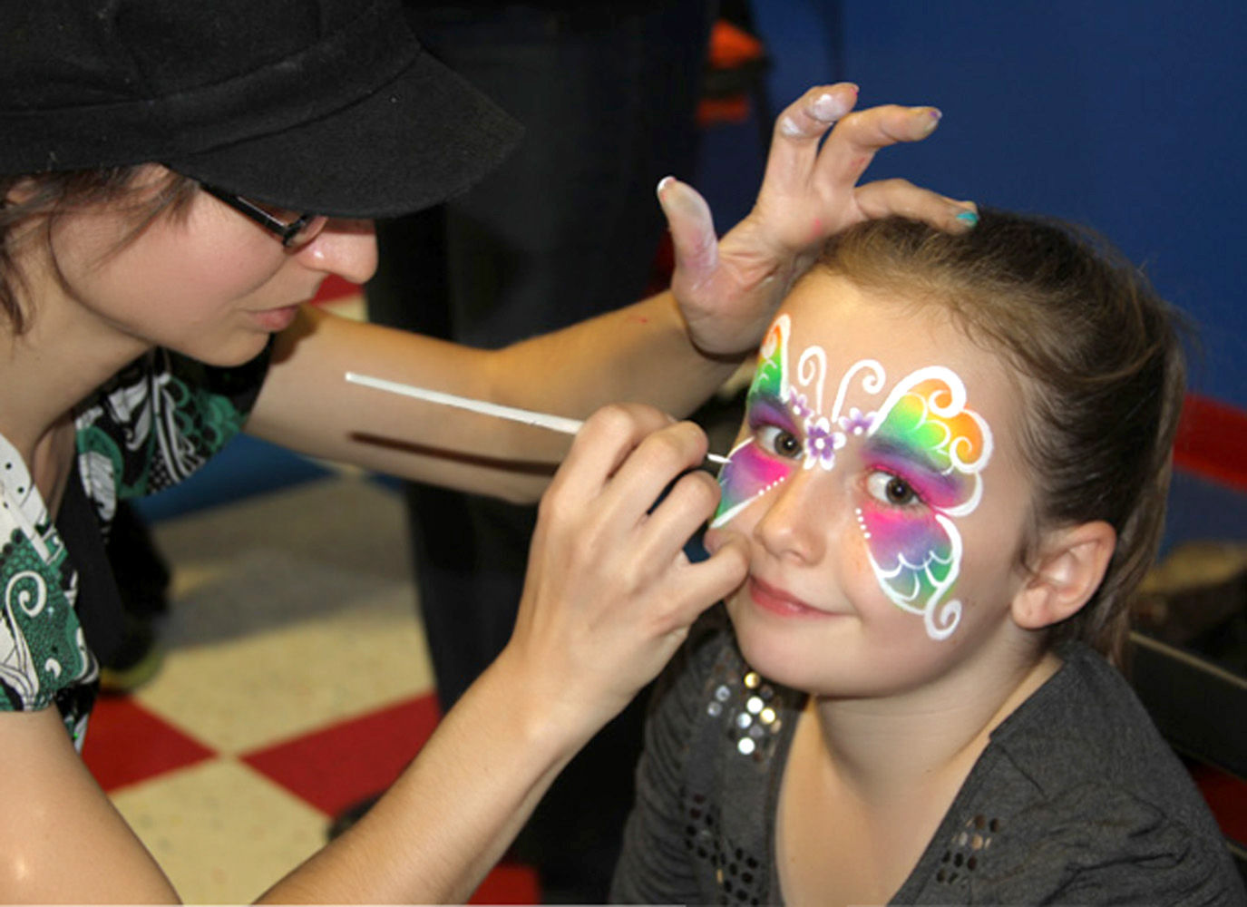 Blipey, Face Painter for Parties & Events, for Hire in Kansas City ...