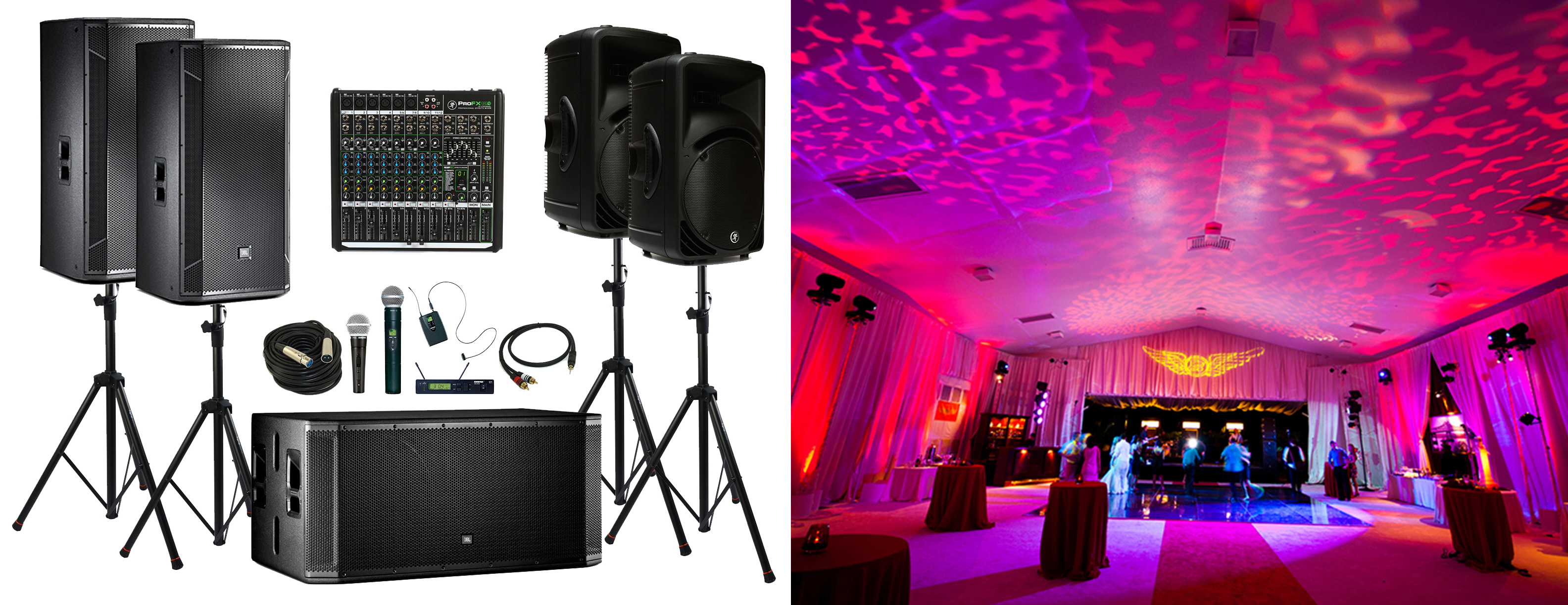 Image result for Sound and Light Rental