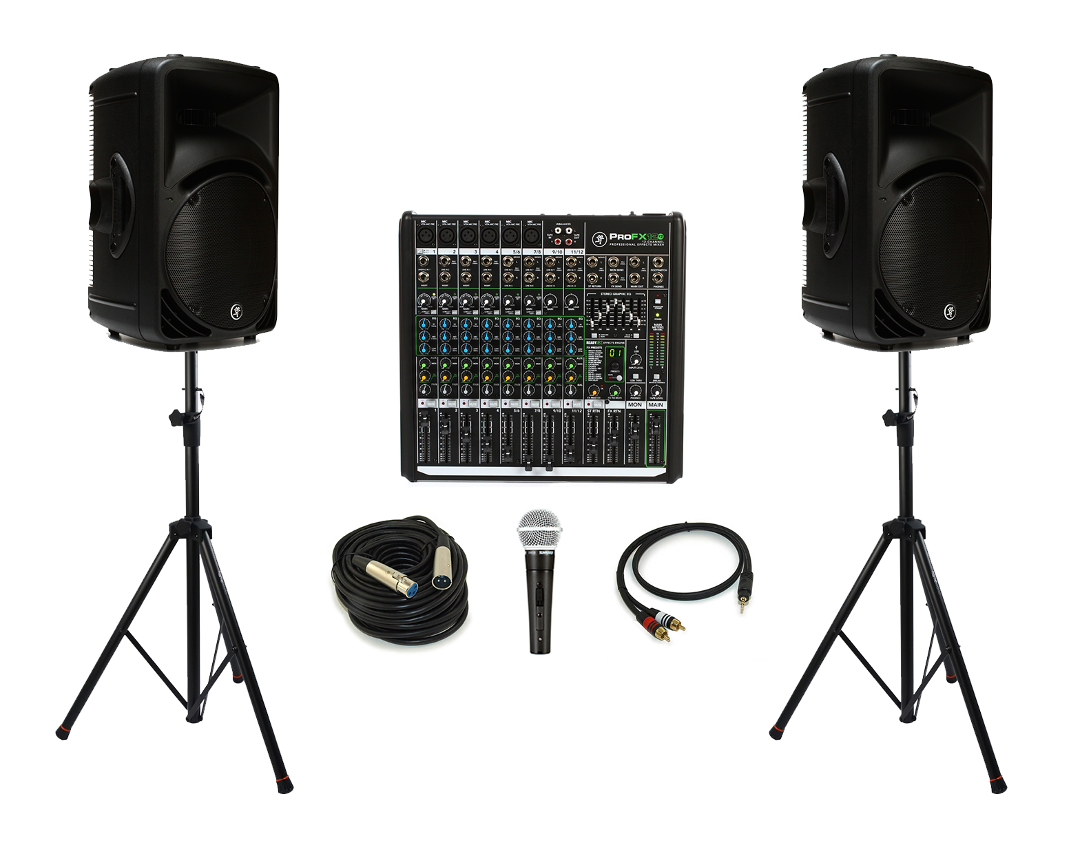 rent a pa system for events in kansas city  topeka  st